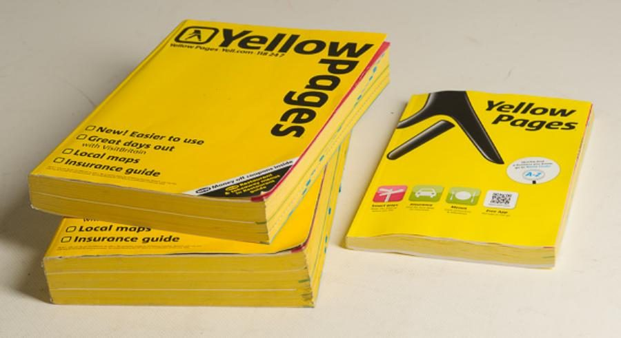 Yellow pages - cafenews info
