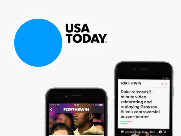 Improving content distribution for USA TODAY