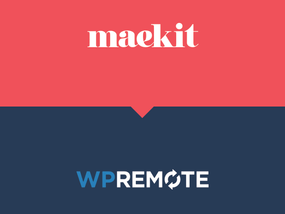 WP Remote finds a home with maekit