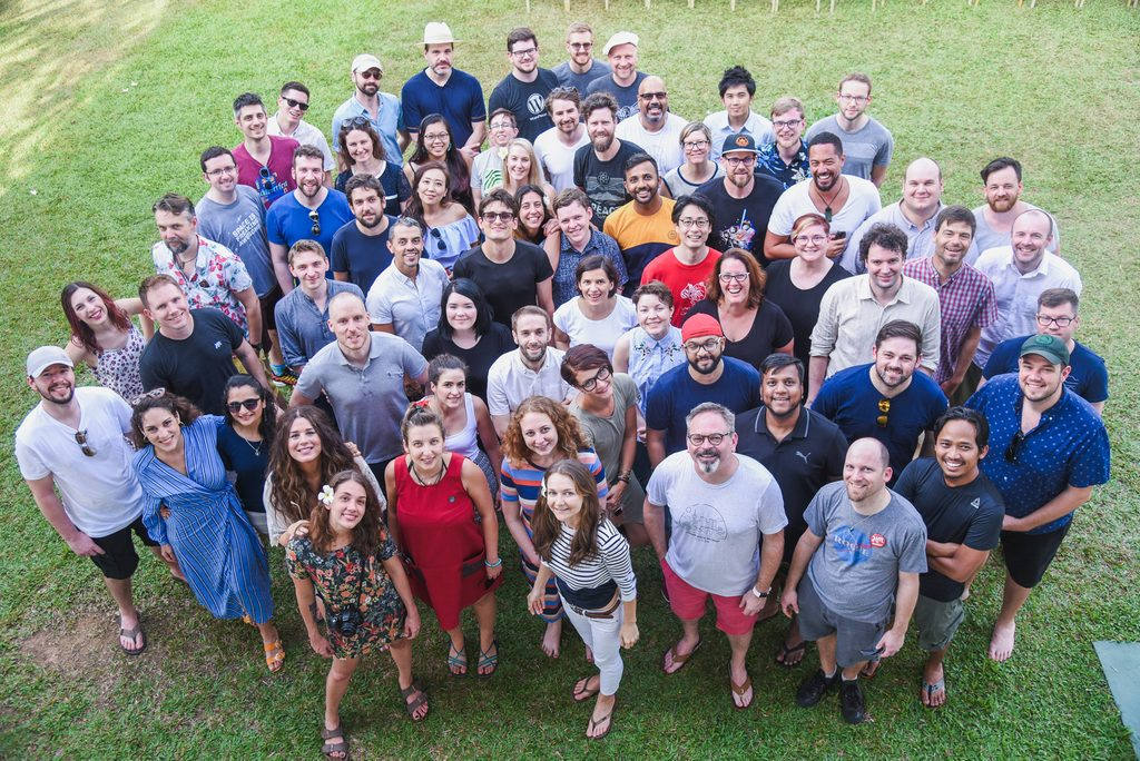 The Human Made Team at our annual company retreat in Sri Lanka, 2019.