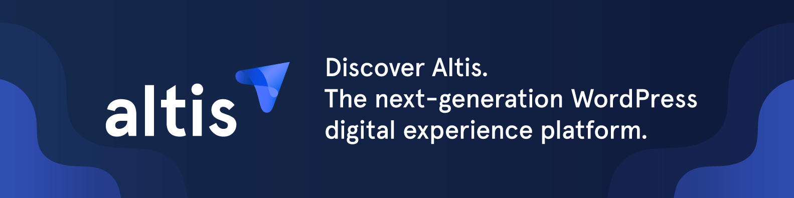 Altis – WordPress digital experience platform