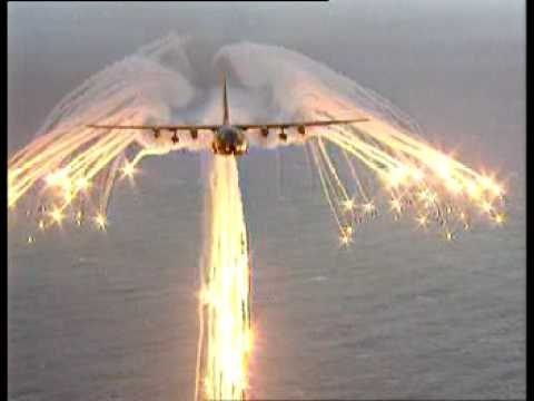 fact check c 130 flares