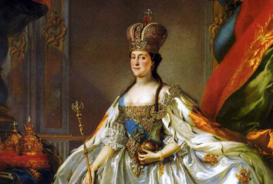 Catherine the great of russia sex