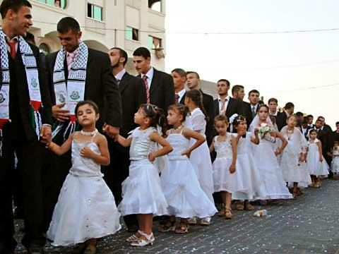 Image result for related marriages gaza