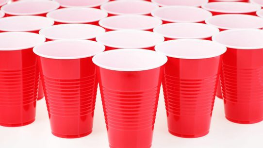 fact check measuring lines on red solo cups