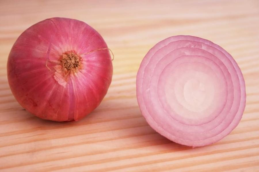 Do onions kill germs