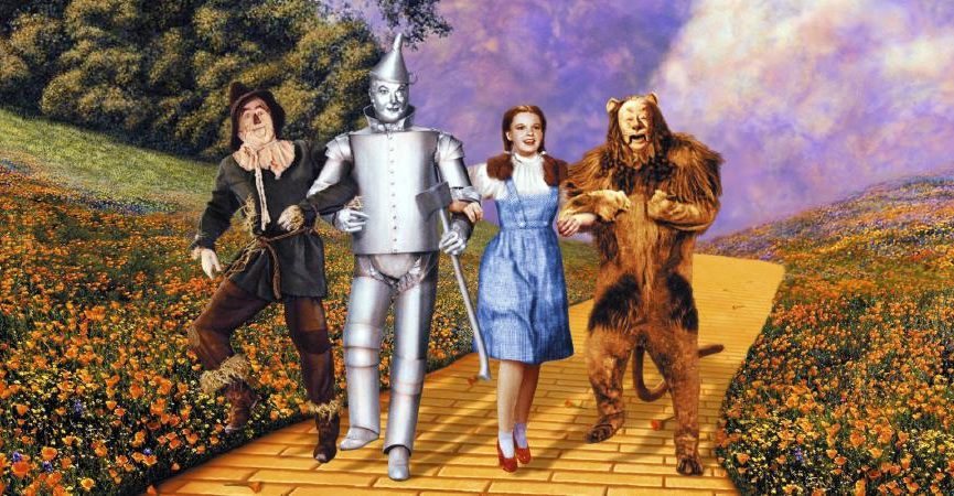 wizard of oz suicide scene
