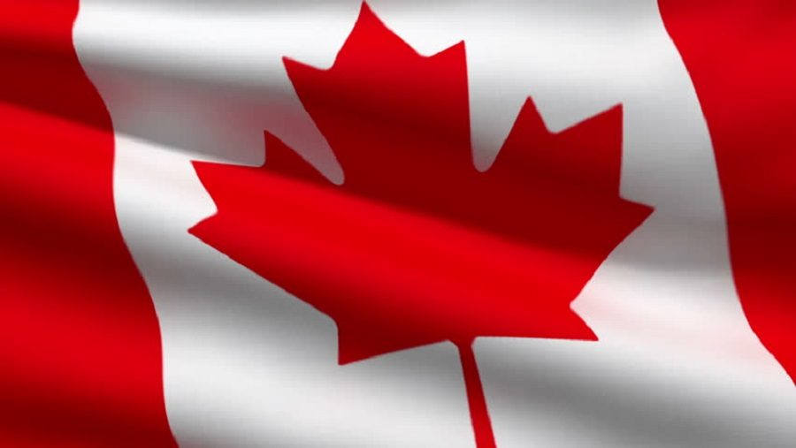 What does the maple leaf on the canadian flag represent