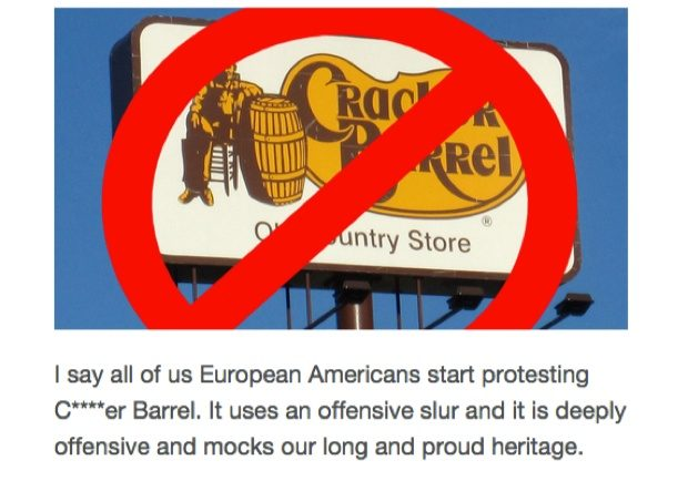 Fact check liberals want to change the name of 39 cracker for How did cracker barrel get its name