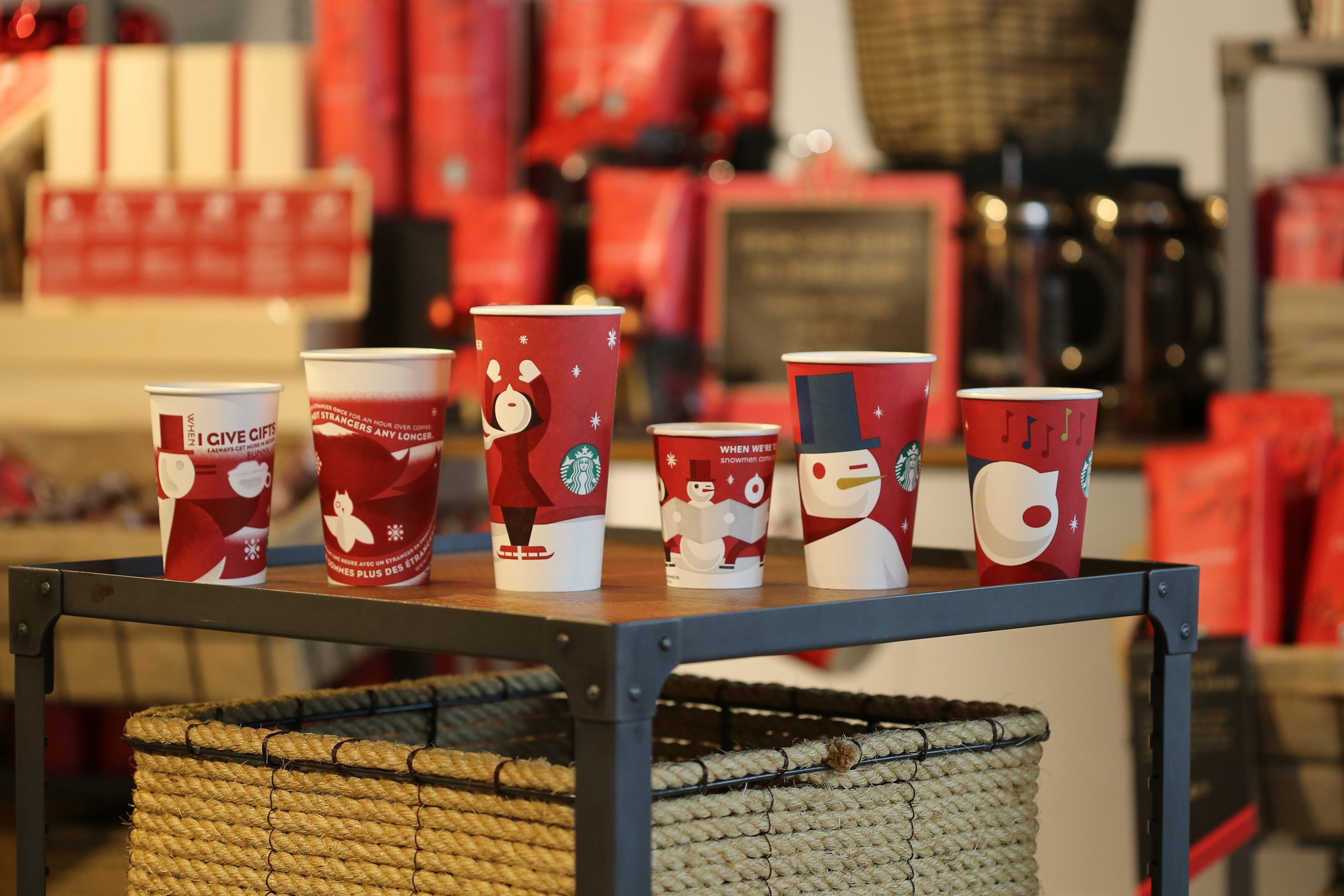 The War on Christmas Cups