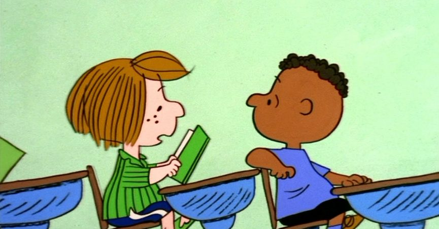 Fact Check You Re A Racist Charlie Brown