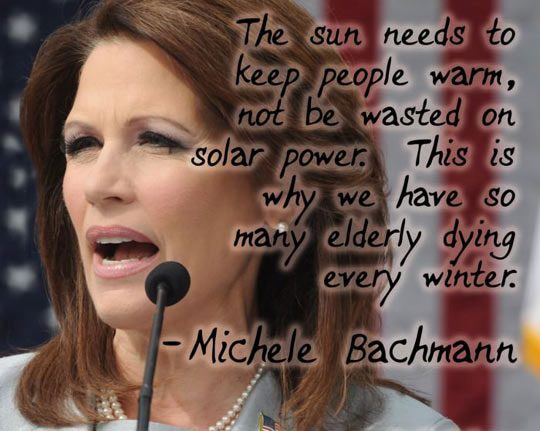 bachmann quote