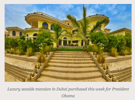 obama mansion dubai