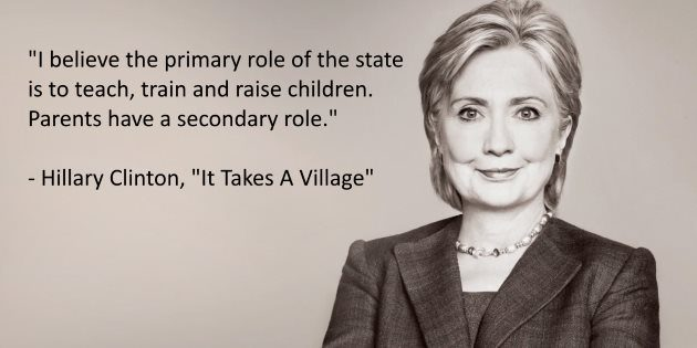 takes a village quote