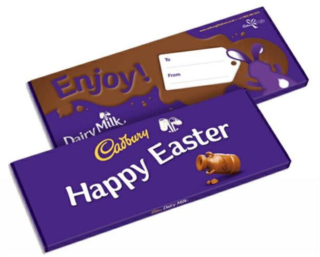Did cadbury candies eliminate the word easter enacted to remove the word easter from their packaging and that most of their products still reference easter on the back of the packaging if not negle