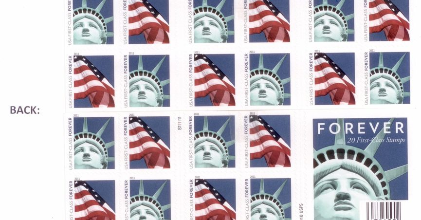Fact check takes forever stamps for Usps letter stamp