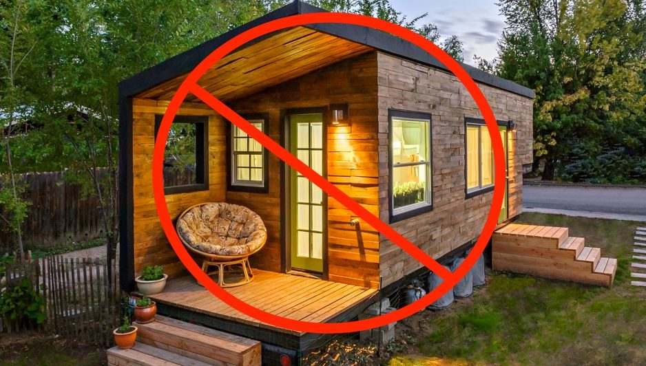 Tiny house zoning regulations what tiny house zoning for Container maison legislation