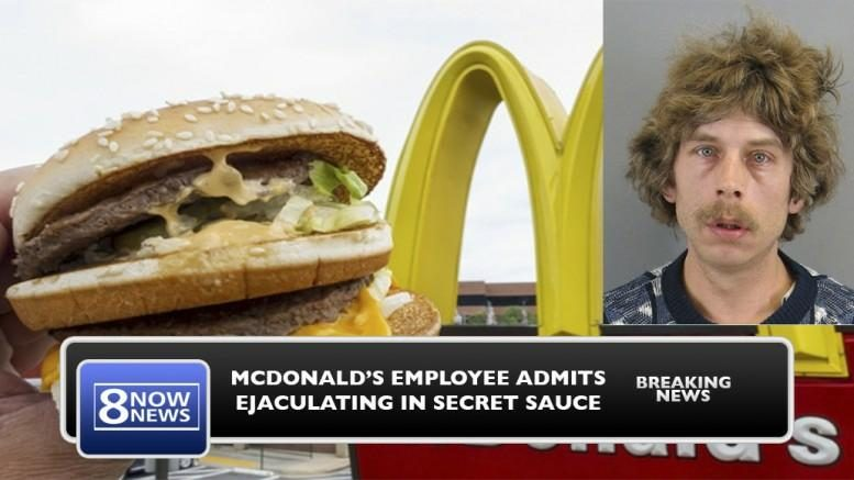FACT CHECK: McDonald's Employee Admits to Ejaculating in ...