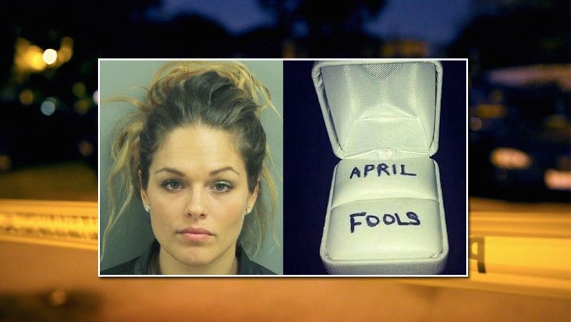 Fact Check Boyfriend Murdered After April Fools Prank Proposal