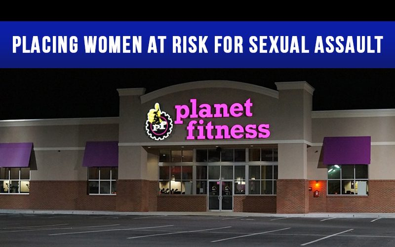 False planet fitness transgender bathroom panic