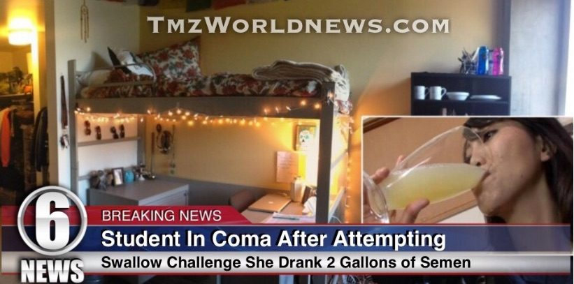 fact check college student in coma after drinking challenge