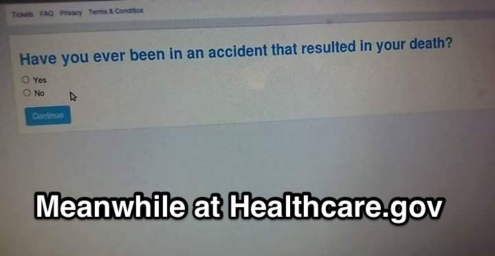 FACT CHECK: Have You Ever Been in an Accident Resulting in Your Death?