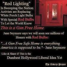 fact check do red lights outside homes indicate anti gun solidarity