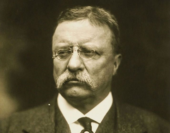 the expression of expansionism by president theodore roosevelt during his presidency