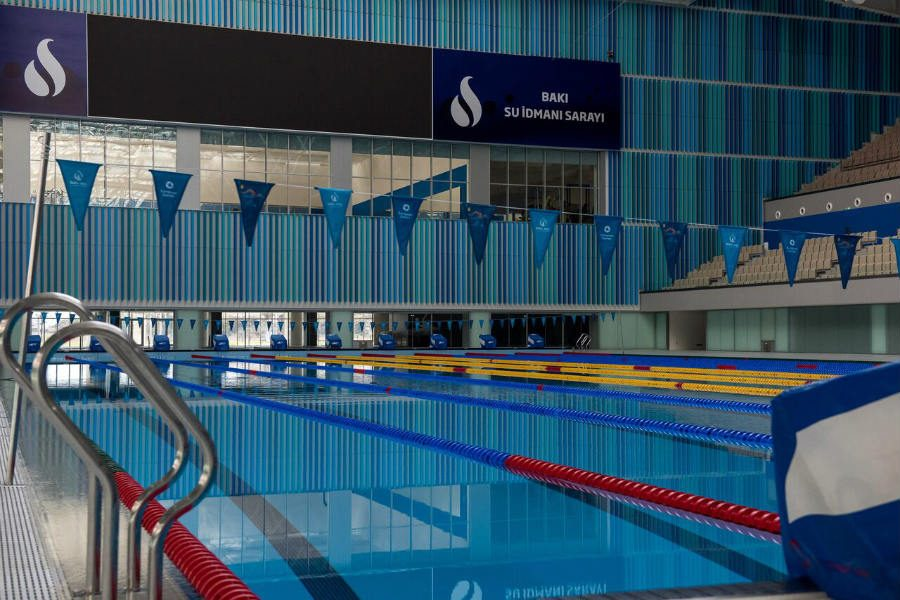 Fact check jail installs new olympic sized swimming pool for stanford rapist for How deep are olympic swimming pools