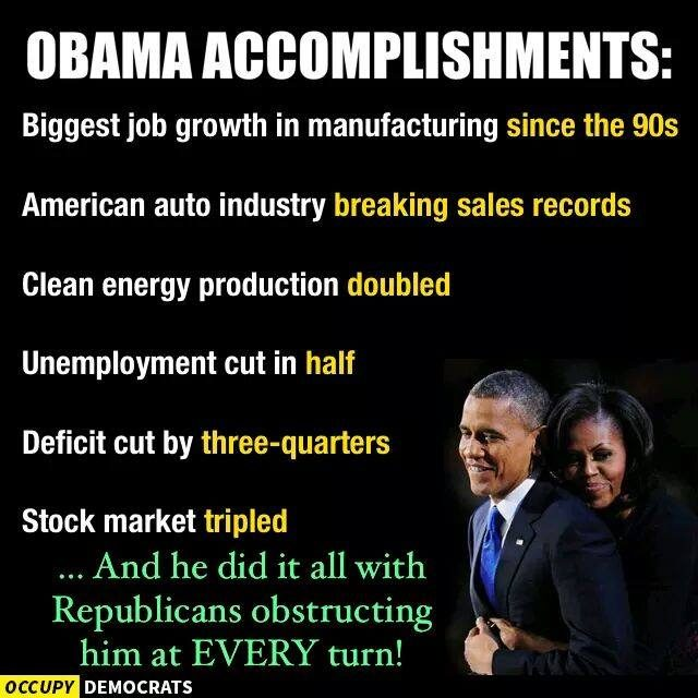 So Obama Inherited A Mess