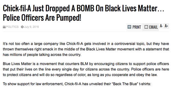 Chick-fil-A_Just_Dropped_A_BOMB_On_Black_Lives_Matter…Police_Officers_Are_Pumped____EndingFed_News_Network