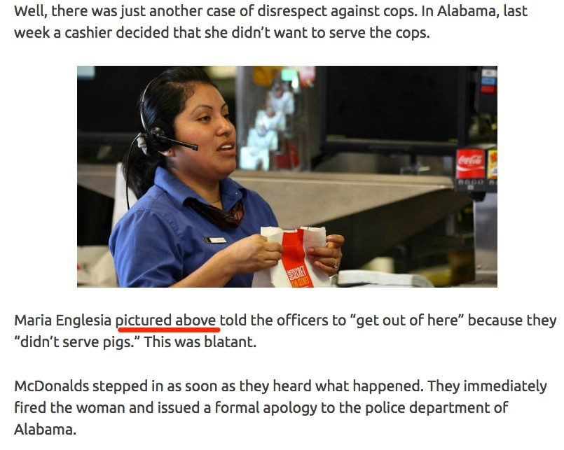 "Illegal_Alien_Denied_Cops_Service__""We_Don't_Serve_Pigs""__ENTITLED__–_Conservative_Daily_Post"