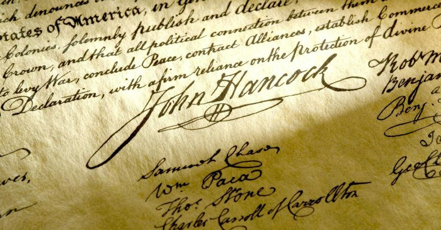 the price they paid a popular essay outlines the fates of the signers of the declaration of independence but many of its details are inaccurate
