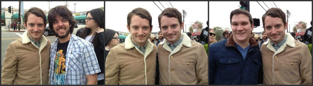 FACT CHECK: Photograph of Elijah Wood with Identical Twin ...