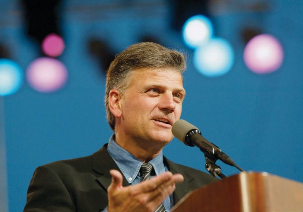 FACT CHECK: Did Franklin Graham Say 'Attempted Rape Is Not a Crime'?