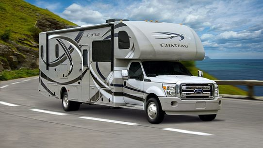 A Facebook Page That Promises To Give Away Luxury RVs Users Who Like And Share It Is Scam