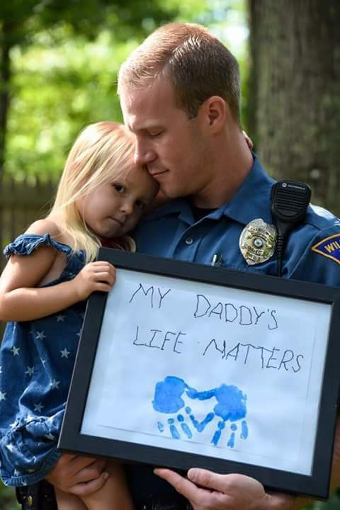 daddy's life matter