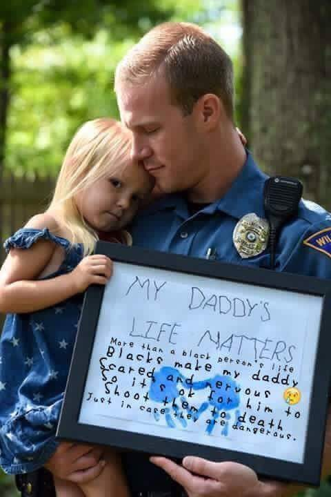 daddy's life matters