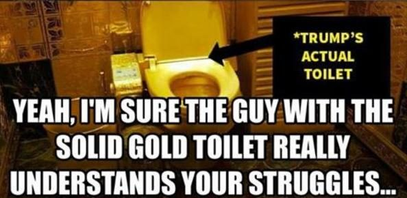 Donald Trump s Solid Gold Toilet. Solid Gold Toilet Seat. Home Design Ideas