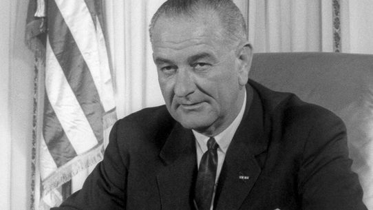 fact check did lbj advocate convince the lowest white man he s