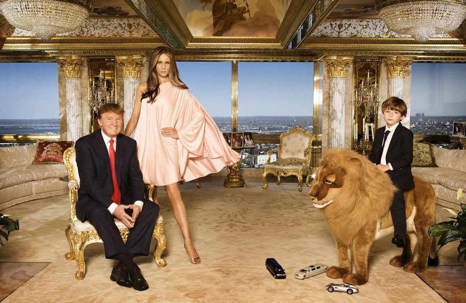 trump family portrait?resize=915596 trump family photograph,Trump Family Meme