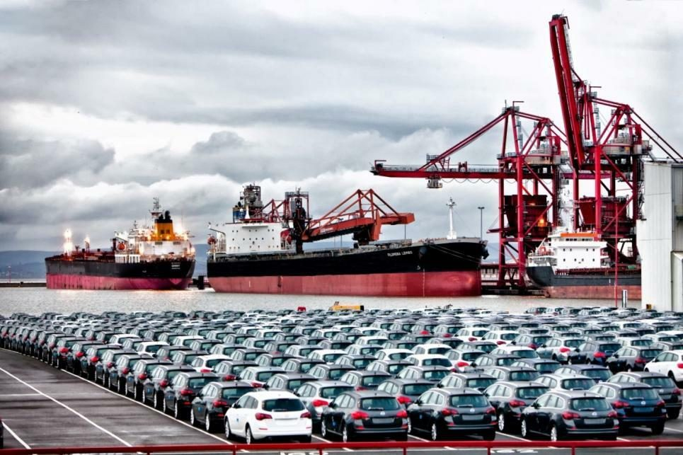 Where The World S Unsold Cars Go To Die