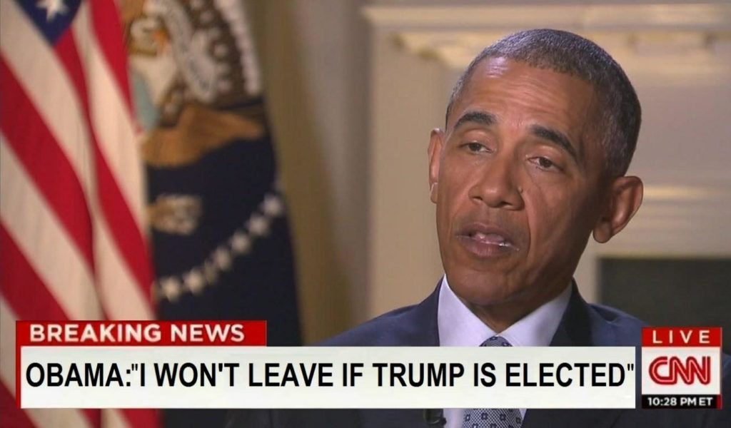 FACT CHECK: President Obama Confirms He Will Refuse to ...