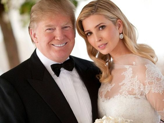 A Transcript Of Donald Trump S Self Aggrandizing Toast At His Daughter Ivanka Wedding Is Satirical Work