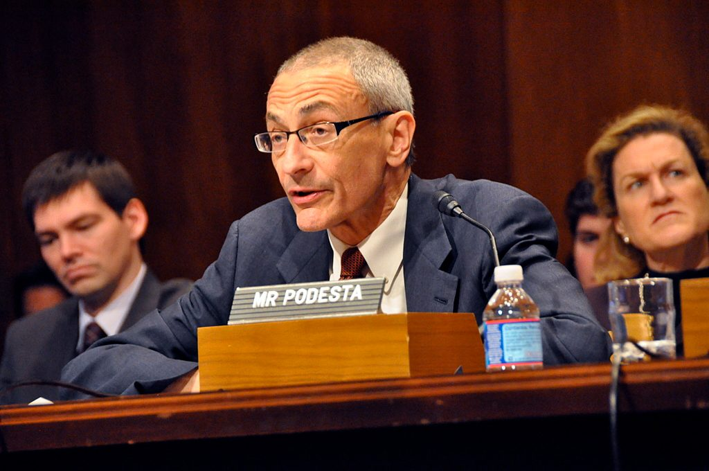 FACT CHECK: Leaked E-mails Show John Podesta Discussed Alien Technology with Former NASA Astronaut