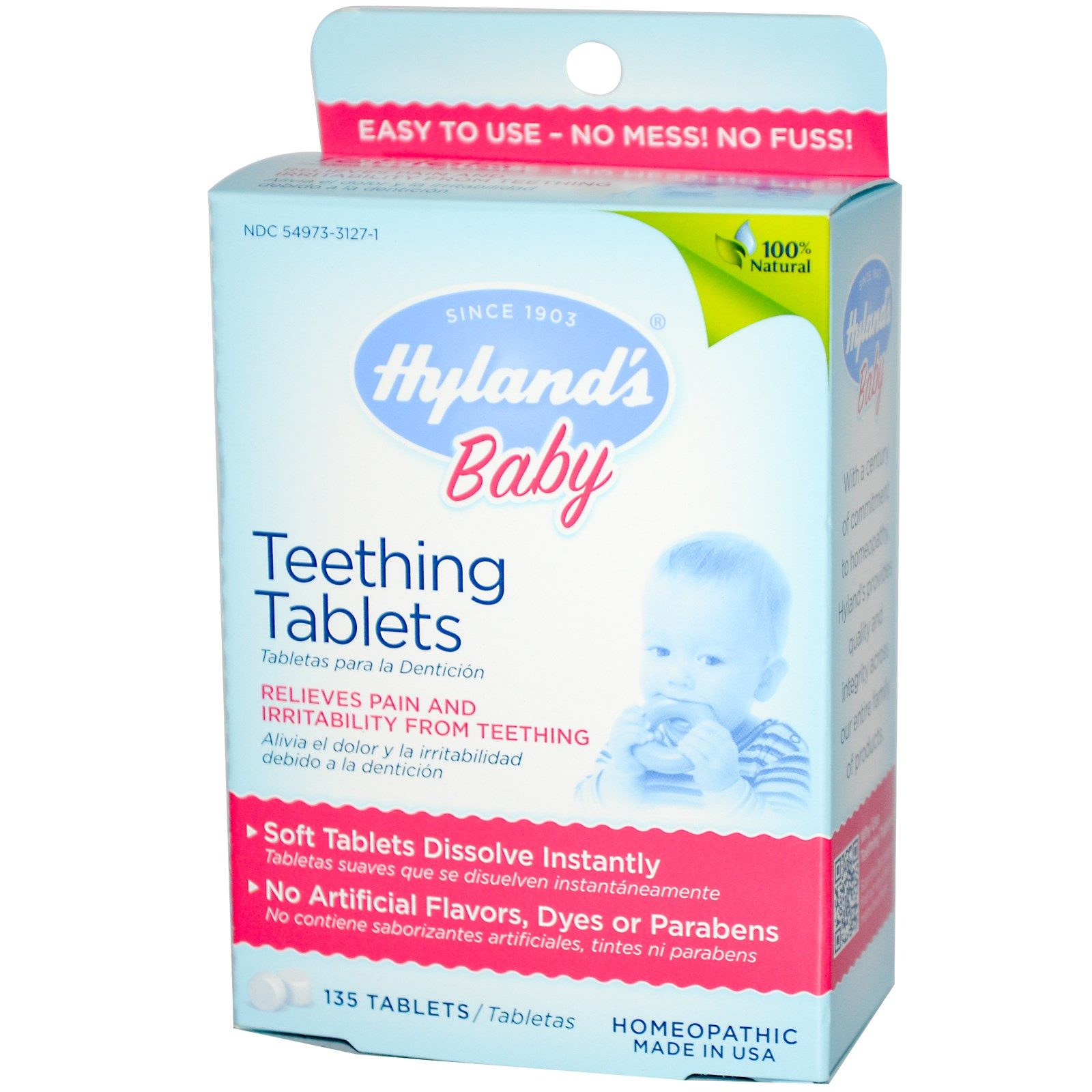 Hyland S Teething Tablets To Be Discontinued In United States