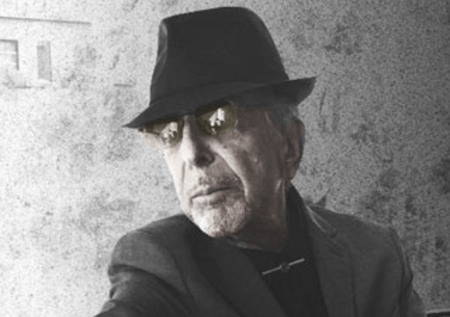 Leonard Cohen official site
