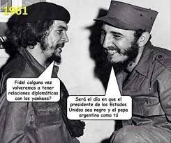 Fidel and Che fake quote