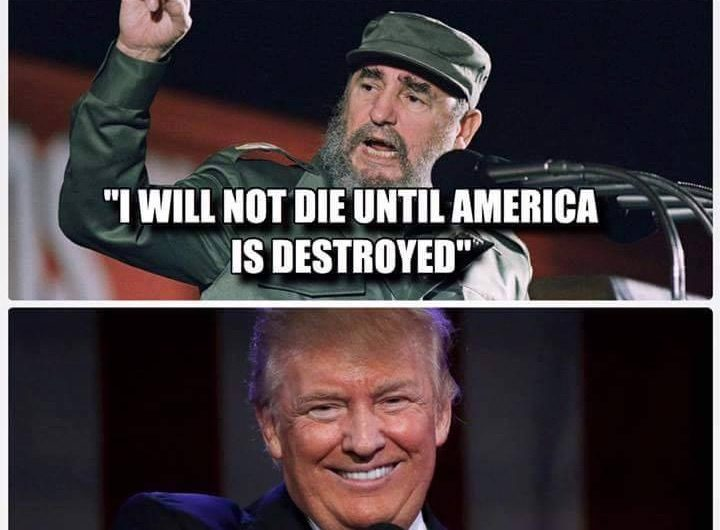 fidel castro i will not die until america is destroyed fact check fidel castro said he 'won't die until america is