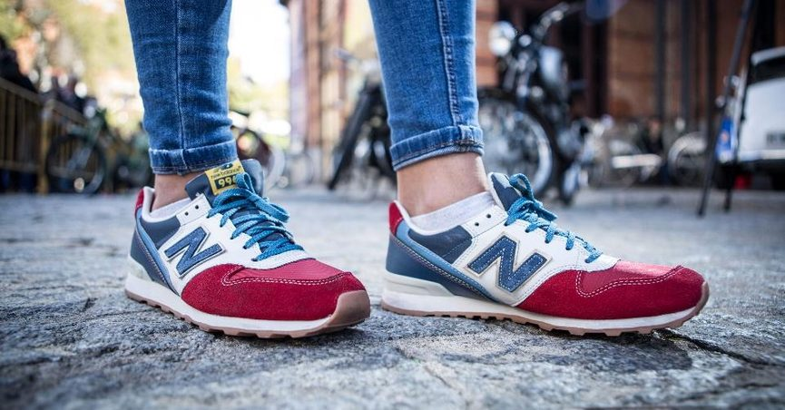 Did New Balance Shoes Support Trump